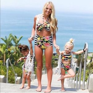 Other - Mommy and Me Matching Swimsuits